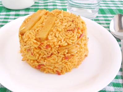 Ориз с картофи