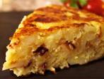 Лесен картофен омлет