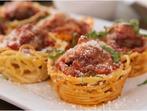 Спагетени мъфини