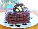 Шоколадови американски палачинки
