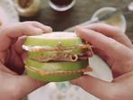 Невероятен сандвич с ябълка и чедър