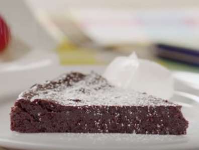 Безглутенова шоколадова торта