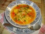 Пъстра есенна супа
