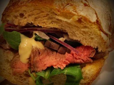 Супер засищащ сандвич