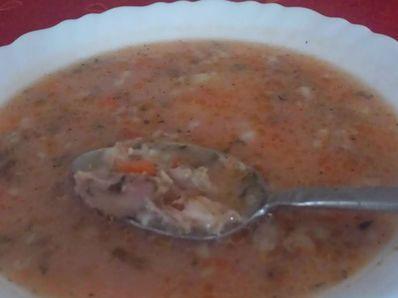 Супа със заешко