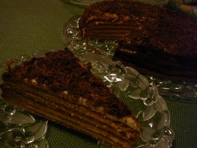 """Торта  """"4 съставки"""""""