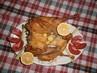 Хрупкава печена патица