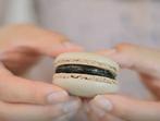 Шоколадов ганаш за френски макарони