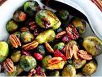 Есенна салата с брюкселско зеле