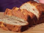 Лесен бананов хляб с орехи