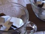 Желирани кубчета с вкус кафе