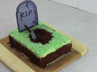 Торта за Хелоуин