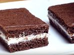 Млечен десерт с какао