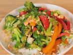 Ориз с броколи