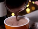 Горещ шоколад с червено вино