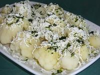 Карфиол със сирене
