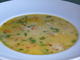 Рибена супа с праз лук