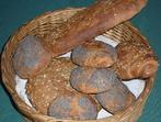 Хляб с лимец и грахам