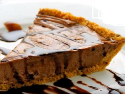 Шоколадов пай - 6 съставки