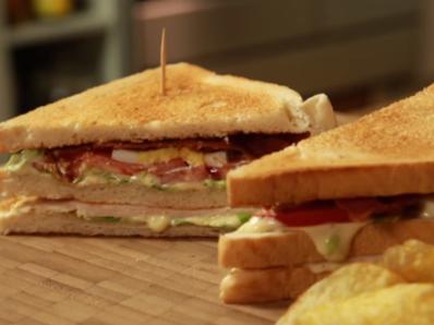 Клуб сандвич - Ню Йорк