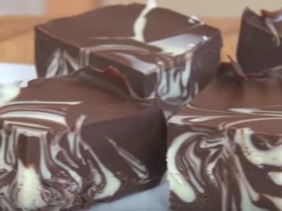 Двойно шоколадов фъдж