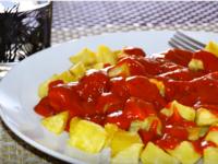 Пържени картофи по испански