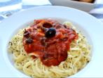 Сицилианска паста с аншоа