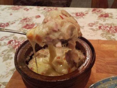Картофи със сметана 2