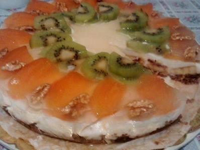 Лека торта
