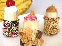 Светкавичен десерт с банани
