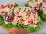 Гръцки сандвич с риба тон
