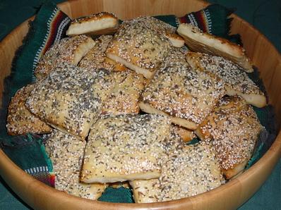 Италиански крекери