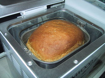 Вълшебни уреди: Машината за хляб