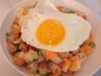 Засищаща закуска с картофи
