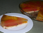 Десерт с цитруси