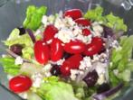 Лесна гръцка салата