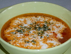 Доматена супа със сметана