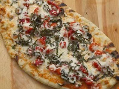 Пица на грил