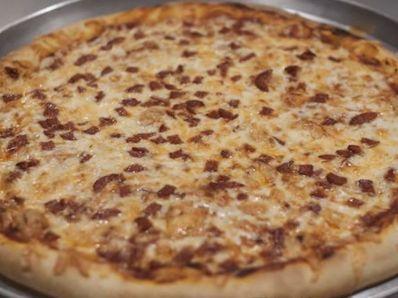 Пълнозърнесто тесто за пица I