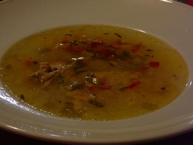 Супа с ориз