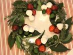 Коледен венец за украса