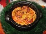 Капама - най-богатото празнично ястие!
