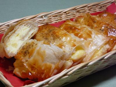 Банички с картофен пълнеж