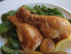 Печеното пиле на Джулия Чайлд