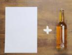 УАУ! Отворете бутилка само с лист хартия