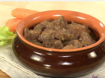 Оригинална италианска телешка яхния
