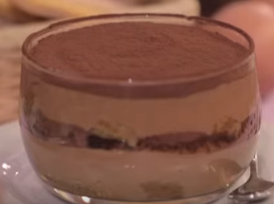 Шоколадово тирамису
