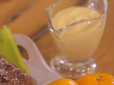 Крем от мандарини