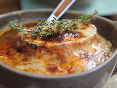 Супа от червен лук