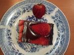 Шоколадова торта без печене